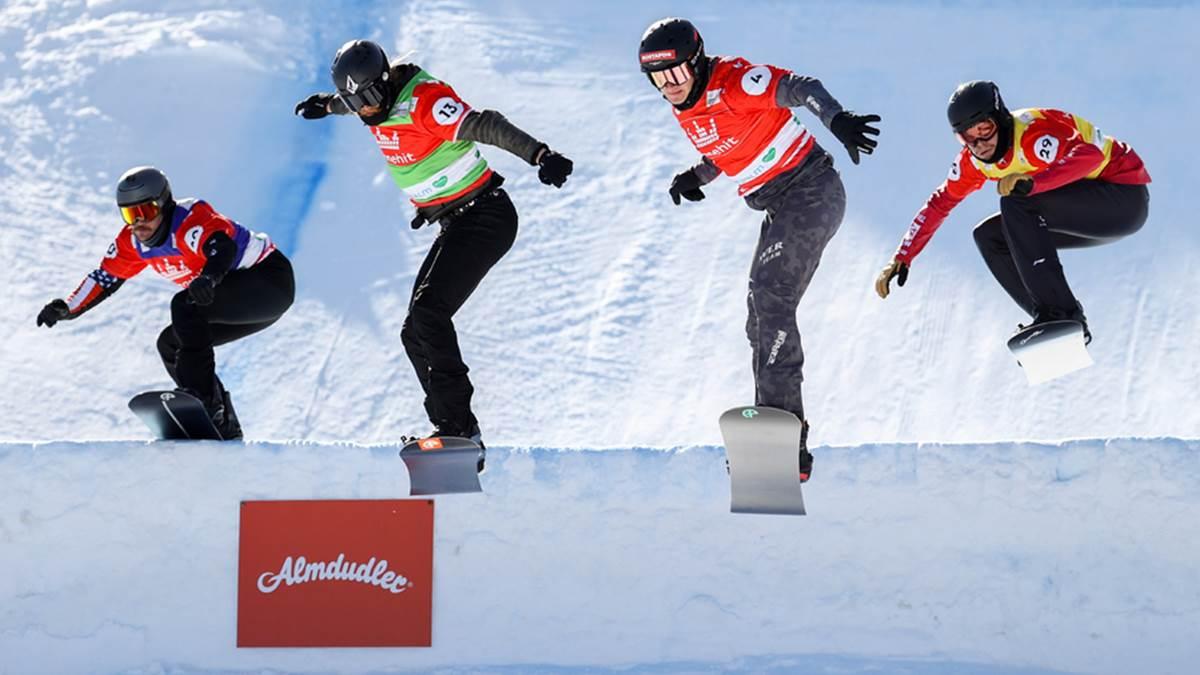 Snowboard Weltcup 2021 Reiteralm